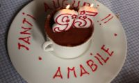 95yrs Birthday Tiramisù