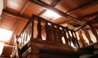 attic under roof