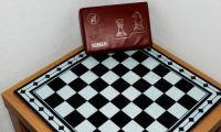 Single room chess table
