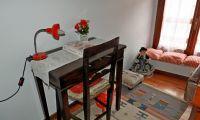 Attic room table