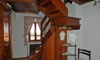 Double room stair to attic